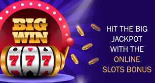 Hit the Big Jackpot with the Online Slots Bonus