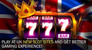 Play At UK New Slot Sites And Get Better Gaming Experience!