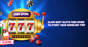 Claim Best Slots Free Spins To Start Your Gambling Trip
