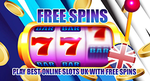Play Best Online Slots UK with Free Spins