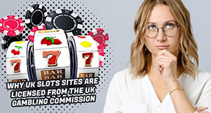 Why UK Slots Sites are licensed from the UK Gambling Commission